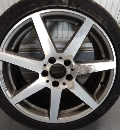 diamond cut alloy wheel repairs wakefield