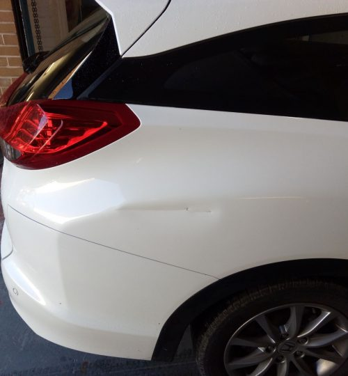 honda car body repairs wakefield