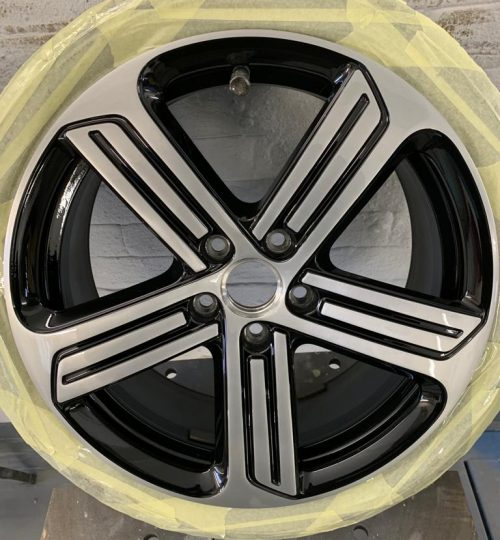 volkswagen alloy wheel repair