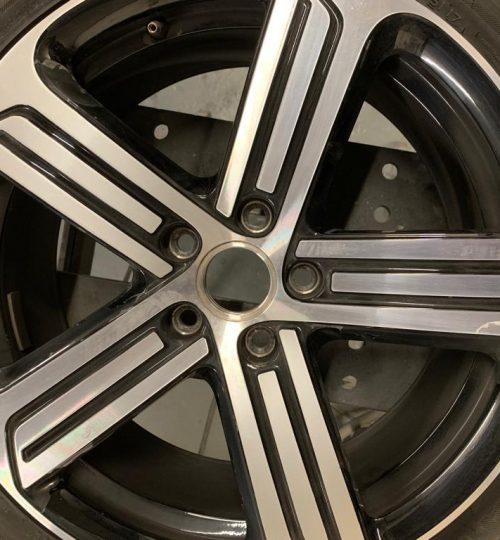 vw alloy wheel repair